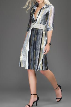 Платье Milla. Цвет: мультицвет