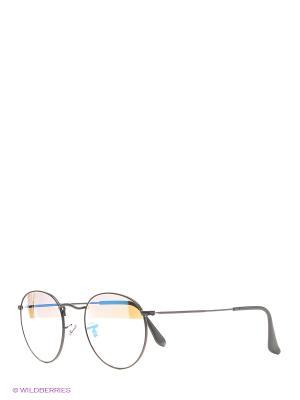Очки солнцезащитные Ray Ban. Цвет: белый