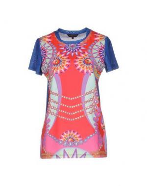 Блузка MANISH ARORA. Цвет: красный
