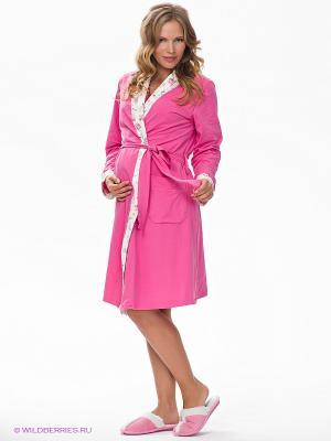 Комплект Nuova Vita. Цвет: розовый, белый