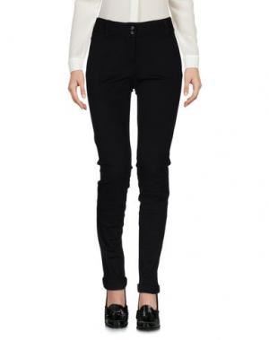 Повседневные брюки NELL&ME. Цвет: черный
