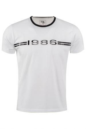 T-shirt Ruck&Maul. Цвет: white