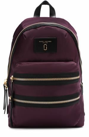 Рюкзак Nylon Biker Marc Jacobs. Цвет: темно-фиолетовый
