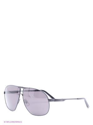 Солнцезащитные очки Dsquared. Цвет: черный