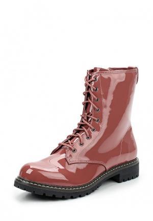 Ботинки Andre. Цвет: розовый