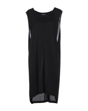 Платье до колена J' AIME LES GARÇONS. Цвет: черный