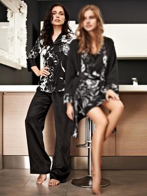 Пижама Marc&Andre. Цвет: черный
