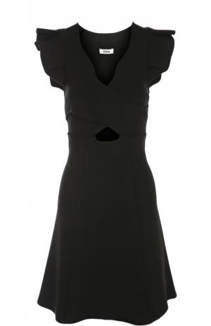 Платье Issa. Цвет: черный