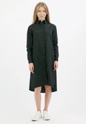 Платье Monoroom. Цвет: черный