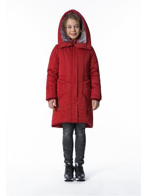 Пальто D`imma 31804/красный