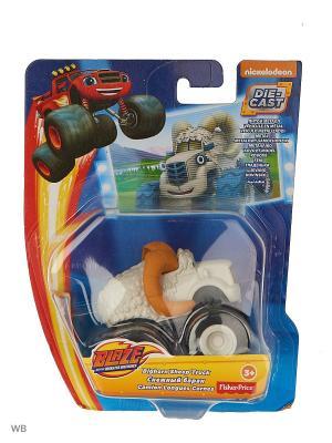 Машинка Mattel. Цвет: молочный