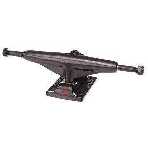 Подвеска для скейтборда 1шт.  Alum Lo Tens Colored Clear Black 5.25 (20.3 см) Tensor. Цвет: черный