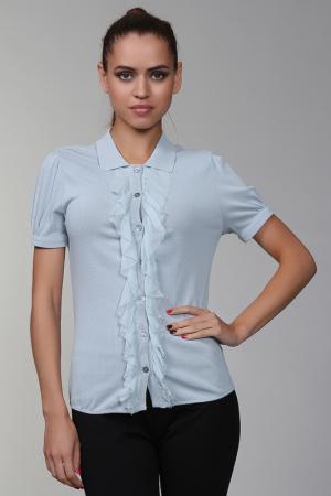 Блуза Lil pour lAutre l'Autre. Цвет: голубой