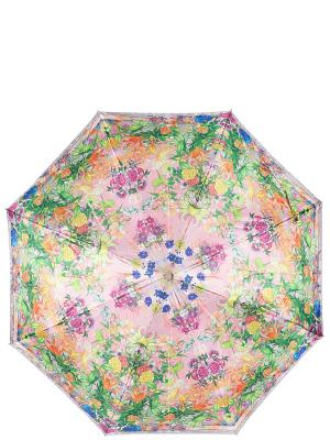 Зонт Eleganzza. Цвет: розовый, зеленый, оранжевый