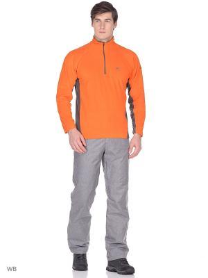 Джемпер Trespass. Цвет: оранжевый