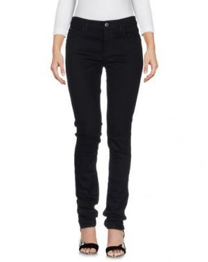 Джинсовые брюки COSTUME NEMUTSO. Цвет: черный