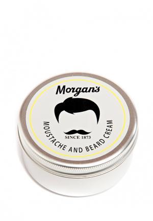 Крем для бороды и усов Morgans