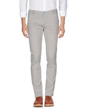 Повседневные брюки DIMATTIA. Цвет: бежевый