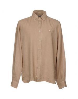 Pубашка ARMATA DI MARE. Цвет: бежевый