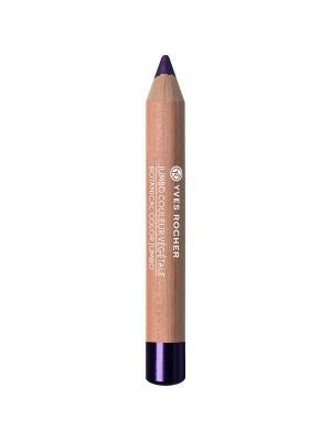 Тени-карандаш для век перламутровые 05 Лиловая Гортензия Yves Rocher. Цвет: лиловый