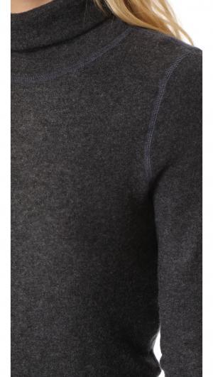 Cozy Turtleneck Sweater Three Dots