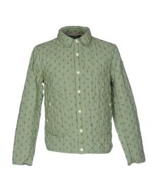 Куртка KILT HERITAGE. Цвет: светло-зеленый