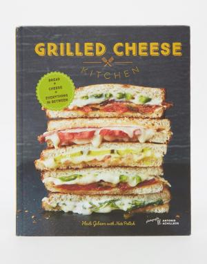 Books Книга Grilled Cheese Kitchen. Цвет: мульти