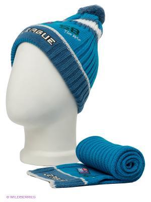 Комплект Maxval. Цвет: голубой, белый, синий