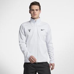 Мужская куртка Court RF Nike. Цвет: белый