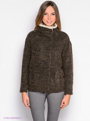 Куртка American Outfitters. Цвет: коричневый