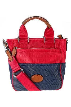 Bag Otto Kern. Цвет: red, blue