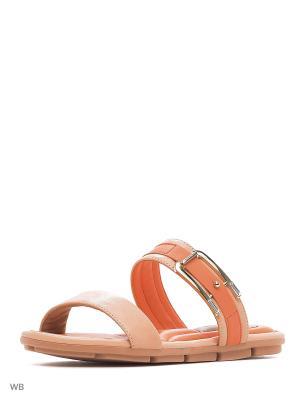 Пантолеты Ridlstep. Цвет: оранжевый, розовый