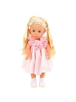 Кукла Люси 37см, можно купать Lisa Jane. Цвет: малиновый