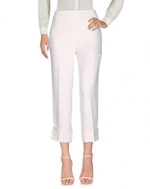 Повседневные брюки COMPAGNIA ITALIANA. Цвет: светло-розовый