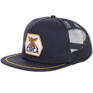 Бейсболка с сеткой  Ranger Mesh Snap Back Navy/Gold Circa. Цвет: синий
