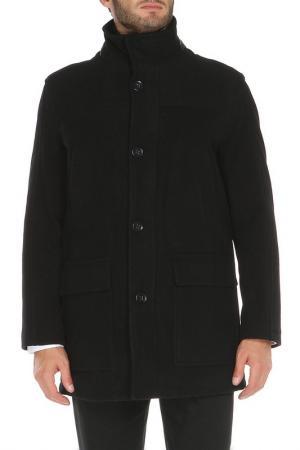 Пальто COLE HAAN. Цвет: черный