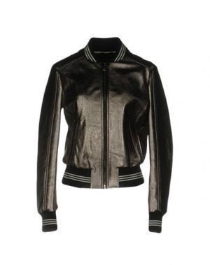 Куртка TENAX. Цвет: свинцово-серый