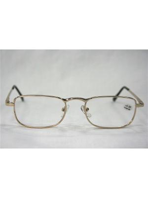Очки корригирующие (для чтения) 8808 Daier +1.75 PROFFI. Цвет: золотистый