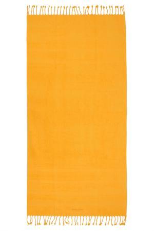 Beach towel, 80x160 см Marie claire. Цвет: yellow