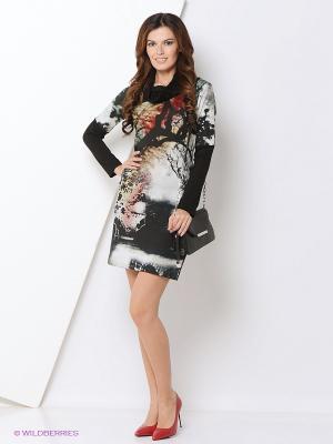 Платье Ana Alcazar. Цвет: черный