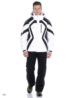 Куртка Think Pace. Цвет: белый, черный