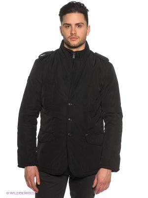 Куртка Marville. Цвет: черный