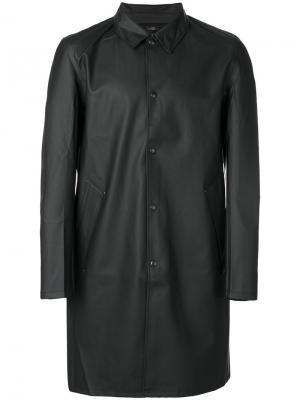Пальто Vasabron Stutterheim. Цвет: чёрный