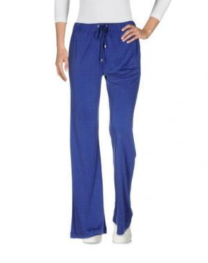 Повседневные брюки CAPOBIANCO. Цвет: синий