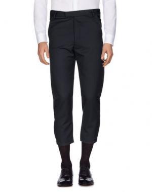Повседневные брюки MATTHEW MILLER. Цвет: темно-синий