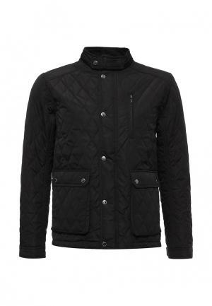 Куртка утепленная Selected Homme. Цвет: черный
