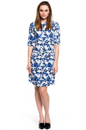 Платье Tom Tailor 501904700758210. Цвет: канадский оранжевый меланж