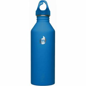Бутылка Для Воды MIZU. Цвет: st blue le w lt. blue loop cap