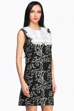 Платье 147488 Yanina. Цвет: монохром