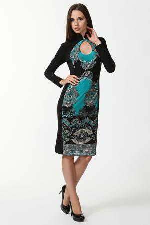 Платье Alina Assi. Цвет: голубой